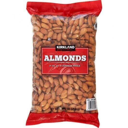 Almonds-snack-gift-from-usa-india
