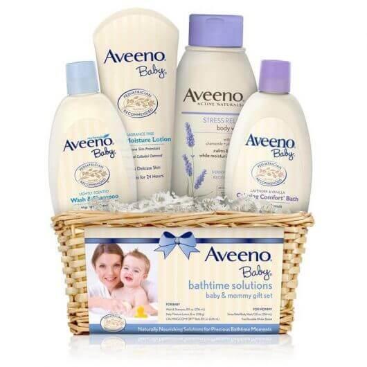 Aveeno-Bathtime-Baby-Gift-USA-India