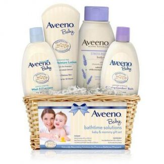Aveeno Bathtime Giftset for Babies
