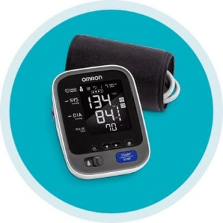 Omron Blood Pressure Monitor Gift from USA