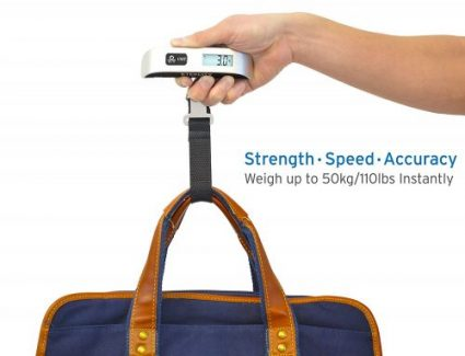Etekcity Digital Luggage Weight Scale Gift