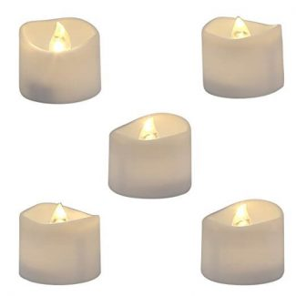 Flameless LED Candles Gift for Home