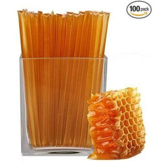Natural Honey Sticks Gift from USA