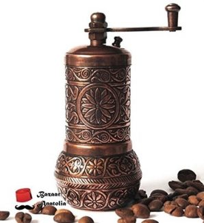 Turkish Spice Grinder Kitchen Gift from USA