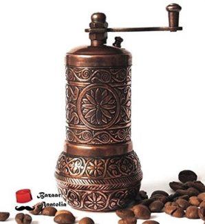 Turkish Spice Grinder Kitchen Gift from USA