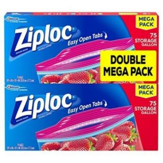 Ziploc Storage Bags Gift from USA